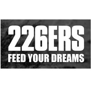 226ers Feed your dreams